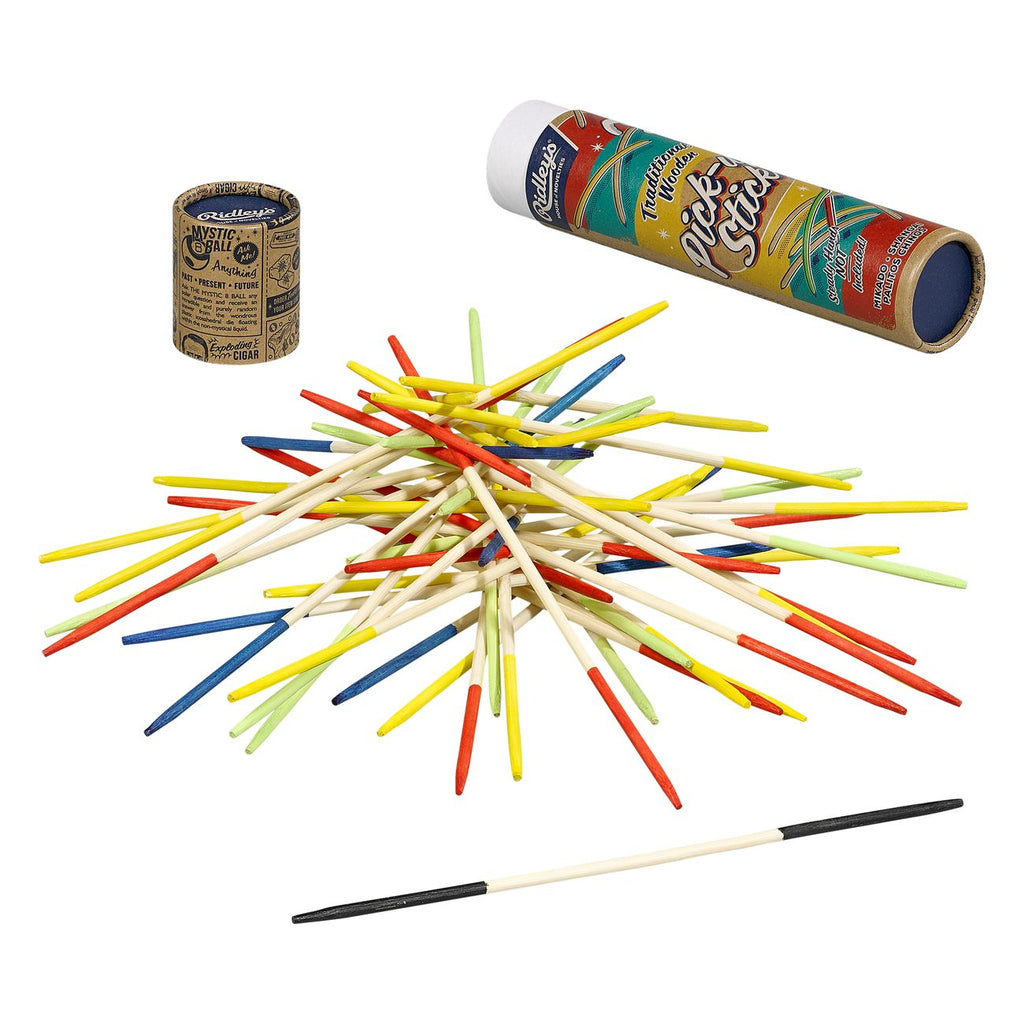 Ridley's Pick Up Sticks Classic - Toyworld