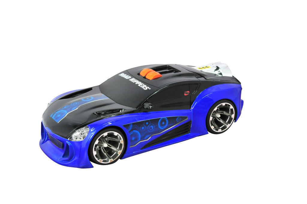 Road Rippers Maximum Boost Vehicle Blue - Toyworld