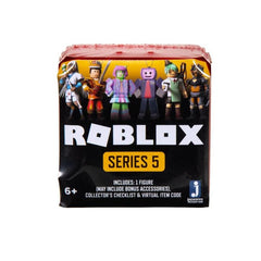 ROBLOX CELEBRITY MYSTERY FIGURE SERIES 5