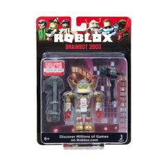 ROBLOX CORE FIGURE PACK BRAINBOT 3000
