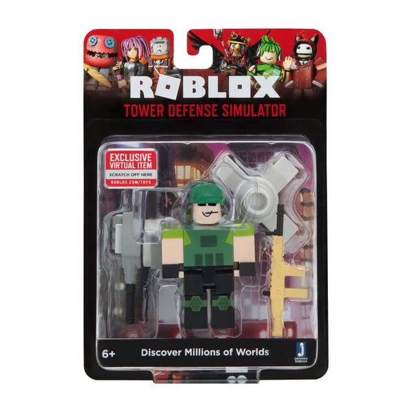ROBLOX CORE FIGURE PACK TOWER DEFENSE SIMULATOR