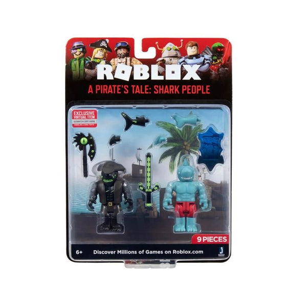 ROBLOX GAME PACK A PIRATES TALE: SHARK PEOPLE