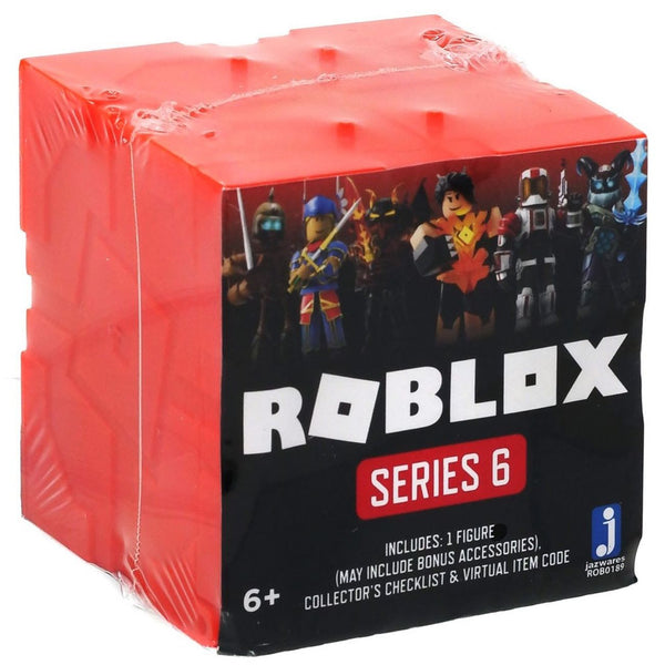 ROBLOX MYSTERY FIGURE SERIES 6