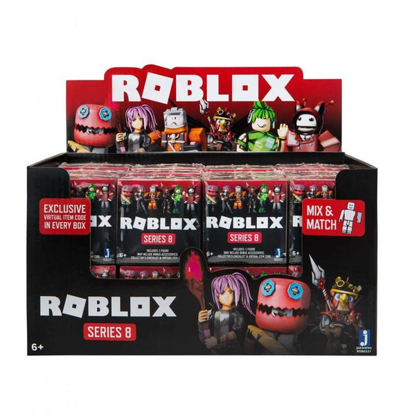 ROBLOX MYSTERY FIGURE SERIES 8