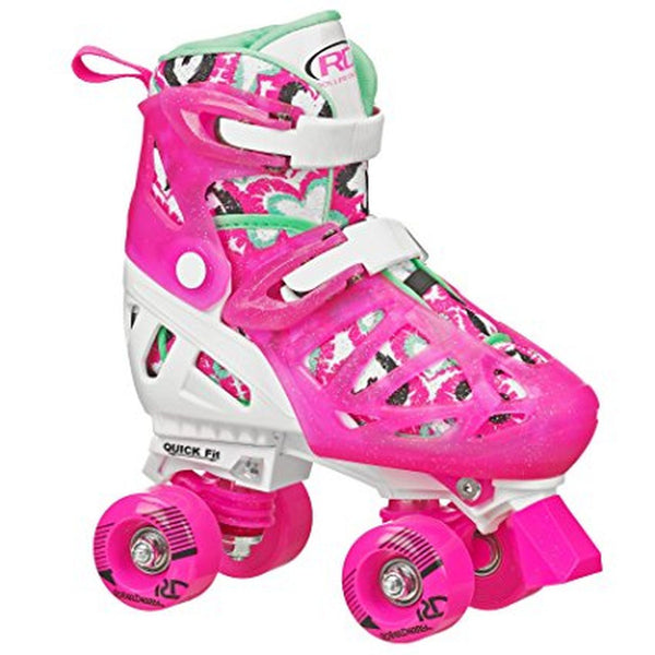 Roller Derby Trac Star Girls Skates - Toyworld