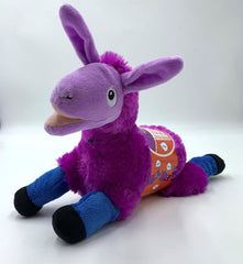 ROLLING LAUGHING LLAMA PURPLE