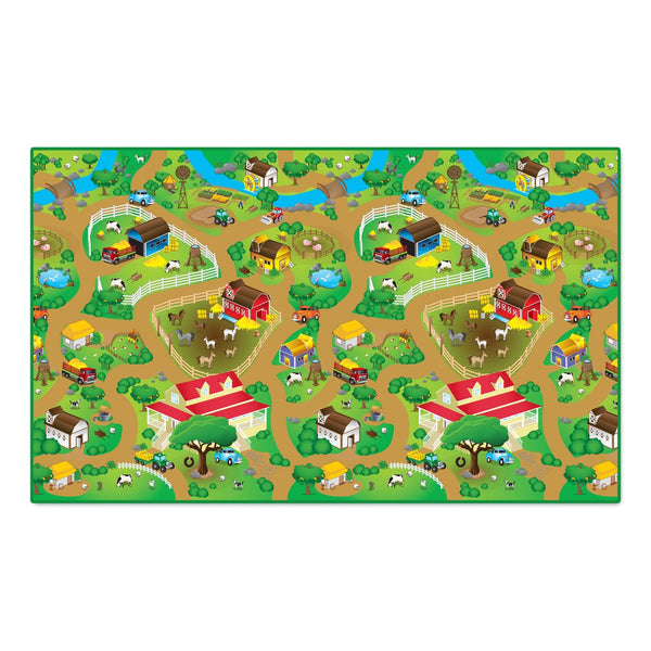 ROLLMATZ FARM LAND FLOOR MAT 200X120CM