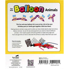 SPICE BOX FUN WITH BALLOON ANIMALS