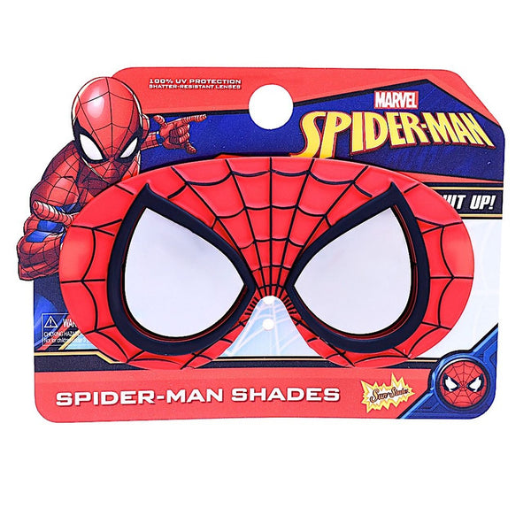 Sun Staches Lil Character Shades Marvel Spiderman - Toyworld