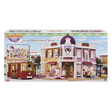 Sylvanian Families Town Grand Department Store - Toyworld