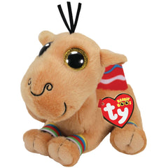 TY BEANIE BOOS JAMAL THE CAMEL MEDIUM - Toyworld NZ