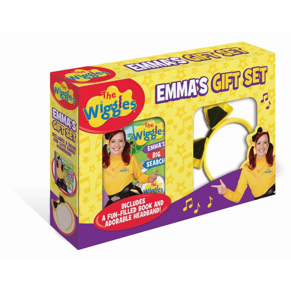 THE WIGGLES EMMA'S GIFT SET