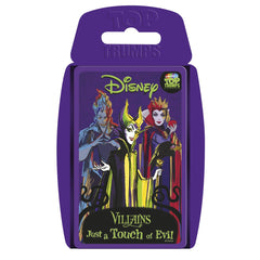 Top Trumps Disney Villains - Toyworld