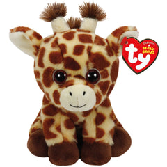 Ty Beanie Boos Peaches the Giraffe - Toyworld