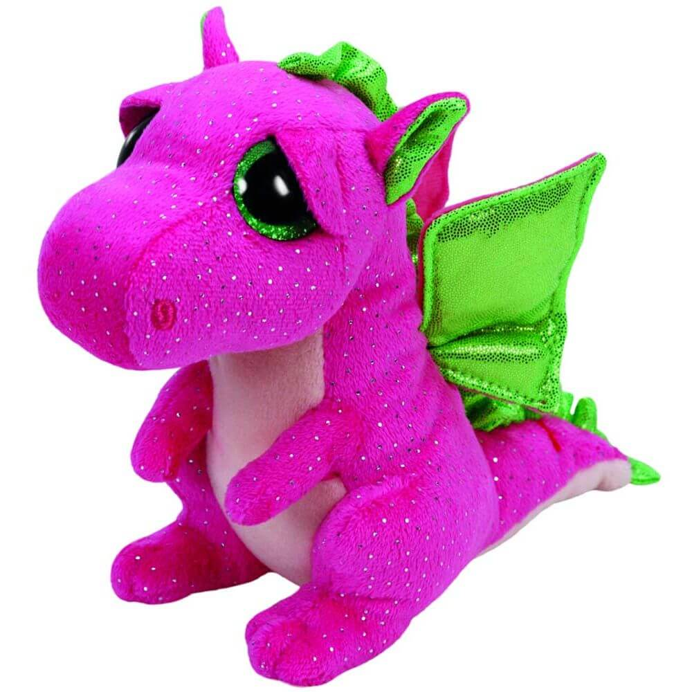TY BEANIE BOOS DARLA THE DRAGON