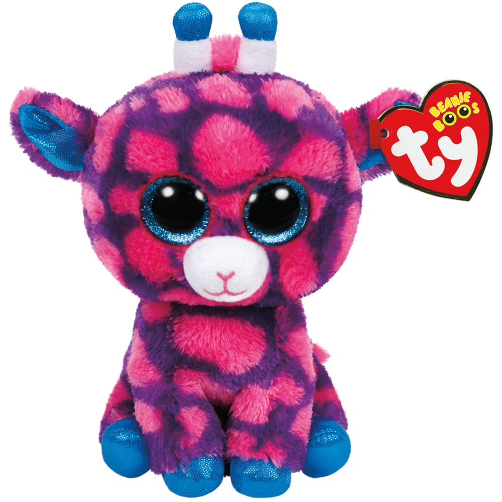 Ty Beanie Boos Sky High the Giraffe - Toyworld