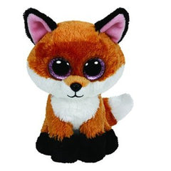 TY BEANIE BOOS SLICK THE FOX - Toyworld NZ