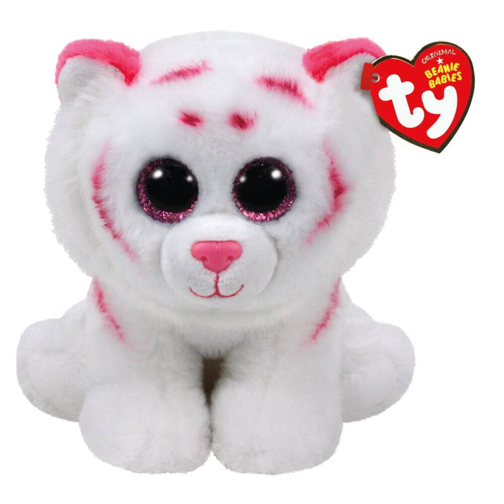 Ty Beanie Boos Babies Tabor the Tiger - Toyworld