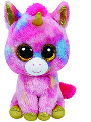 TY BEANIE BOOS FANTASIA THE UNICORN - Toyworld NZ