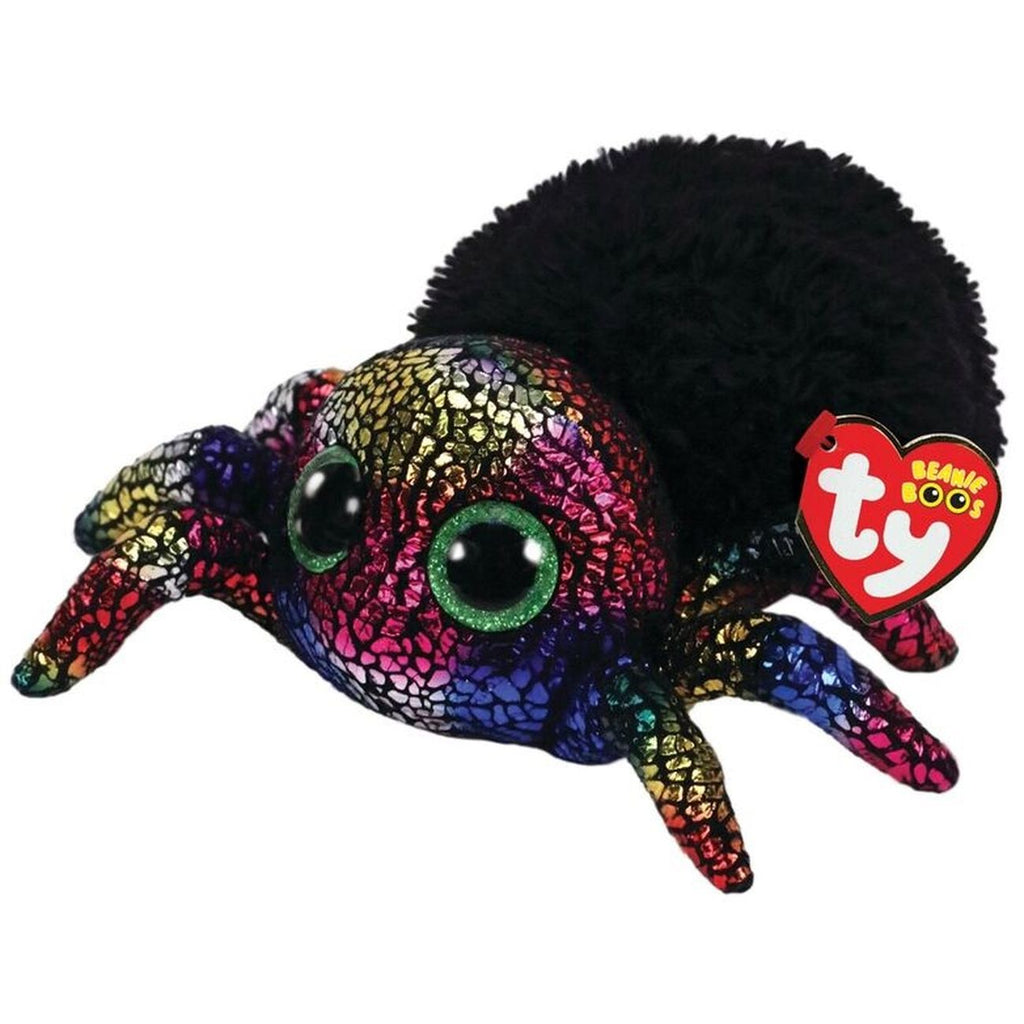 TY BEANIE BOOS LEGGZ THE HALLOWEEN SPIDER - Toyworld NZ