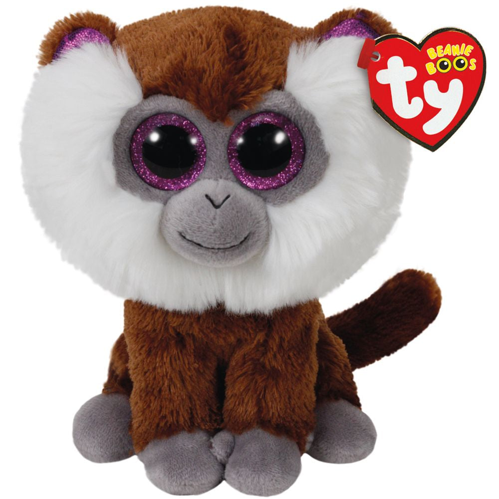 TY BEANIE BOOS TAMOO THE BEARDED MONKEY - Toyworld NZ