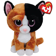 TY BEANIE BOOS TAURI THE CAT MEDIUM