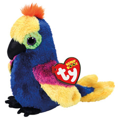 TY BEANIE BOOS WYNNIE THE PARROT