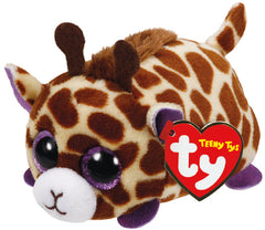Ty Teeny Tys Mabs the Giraffe - Toyworld