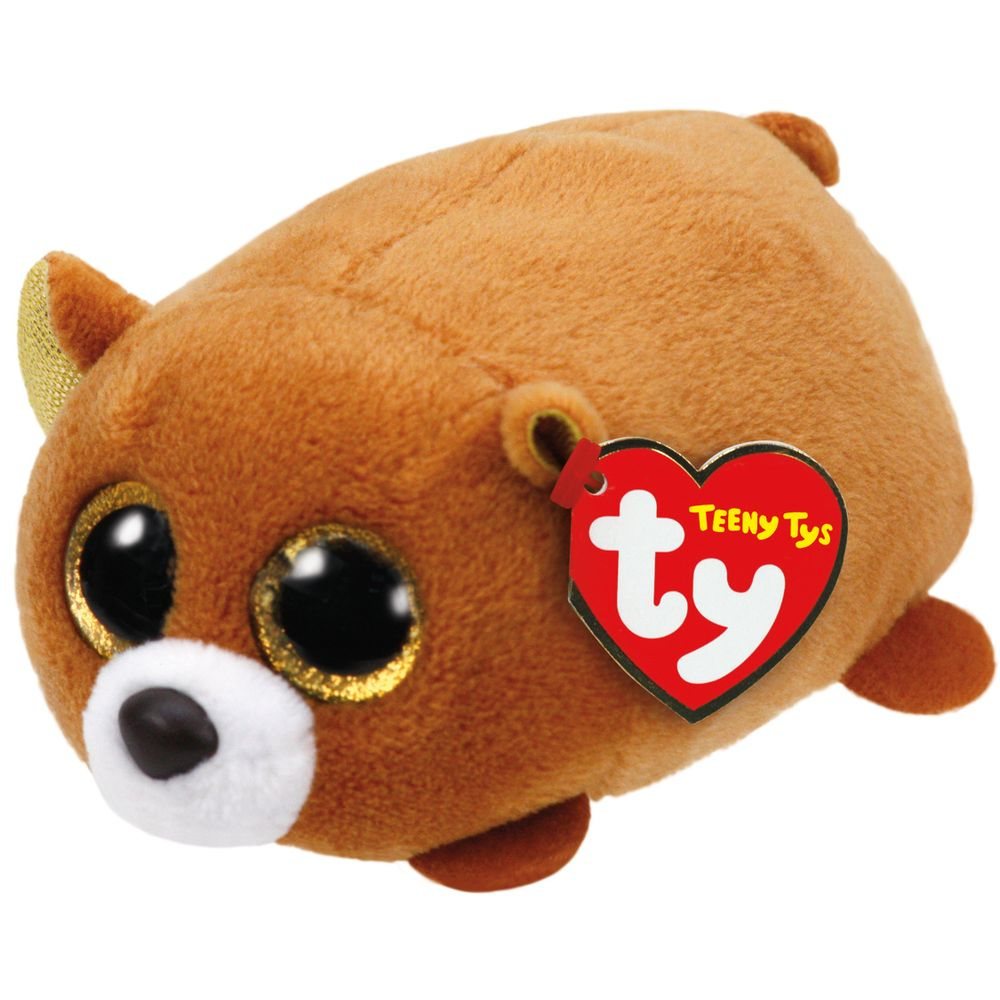 TY TEENY TYS WINDSOR THE BROWN BEAR