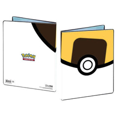 ULTRA PRO POKEMON ULTRA BALL 9-POCKET PORTFOLIO