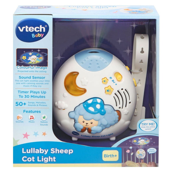 VTECH BABY LULLABY SHEEP COT LIGHT