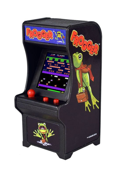 WORLD'S SMALLEST TINY ARCADE FROGGER