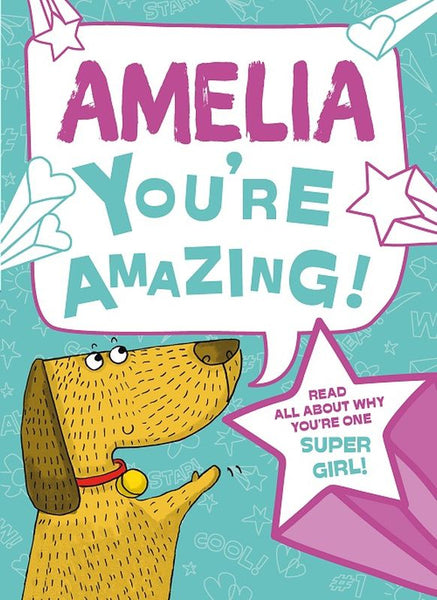 YOU'RE AMAZING AMELIA