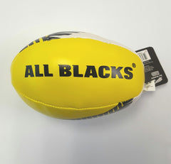 ALL BLACKS RUGBY BALL FLUORO ASSORTED STYLES