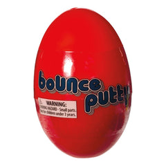 BOUNCE PUTTY IN EGG ASSORTED STYLES