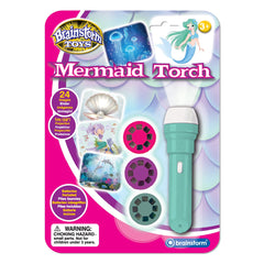 Brainstorm Toys Mermaid Torch & Projector - Toyworld
