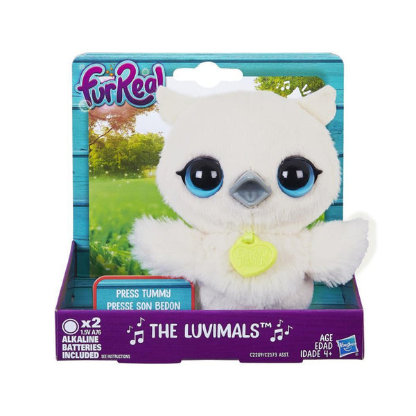 FRR THE LUVIMALS OWL