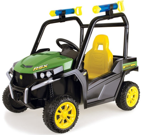 JOHN DEERE 6V GATOR RIDE ON
