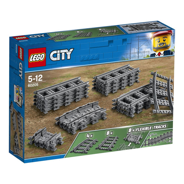Lego City Track Pack - Toyworld
