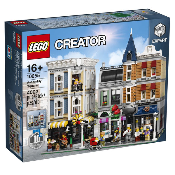 LEGO 10255 CREATOR ASSEMBLY SQUARE