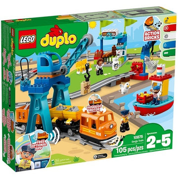 Lego Duplo Cargo Train Img 5 - Toyworld