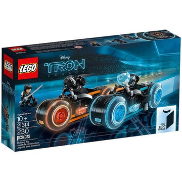Lego Ideas Tron: Legacy - Toyworld