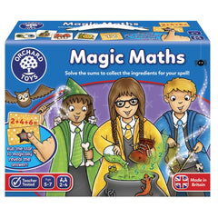 Orchard Toys Magic Maths Game - Toyworld