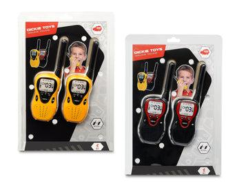 Dickie Toys Walkie Talkie Easy Call Assorted Styles - Toyworld