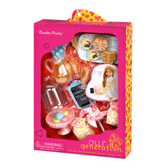 Our Generation Accessory Set Garden Party Img 2 - Toyworld