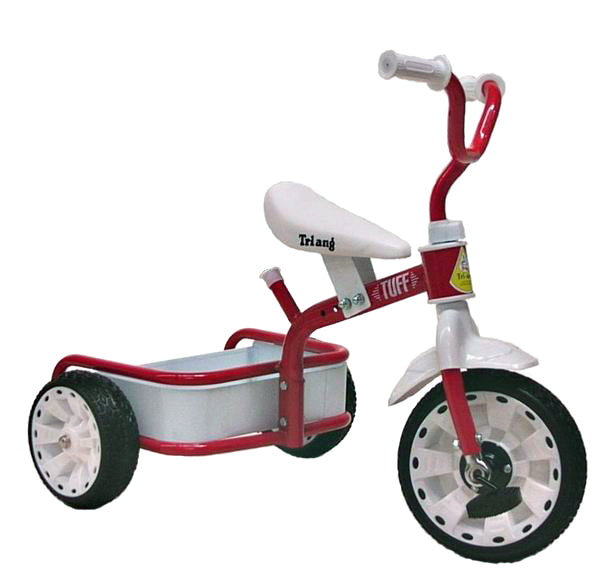 TRIANG TUFF TRIKE RED