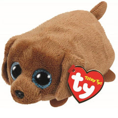 TY TEENY TYS RANGER THE BROWN DOG