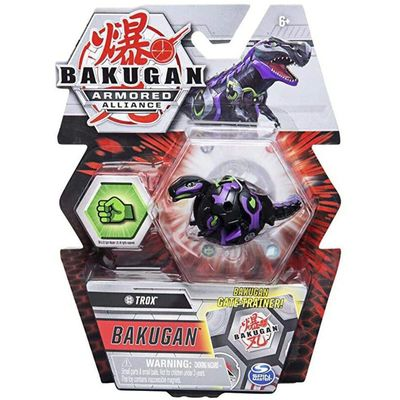 Bakugan Core 1 Pack Series 2 Trox Assorted Styles - Toyworld
