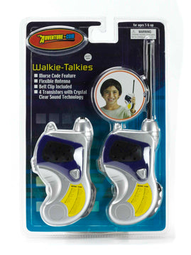 Walkie Talkies 250 Foot Range - Toyworld