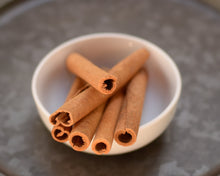 Load image into Gallery viewer, SpiceFix cinnamon sticks in a bowl
